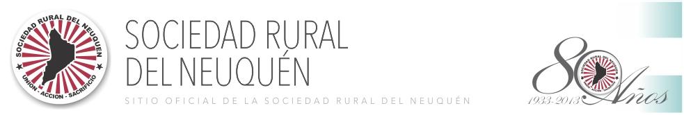 Sociedad Rural del Neuquén